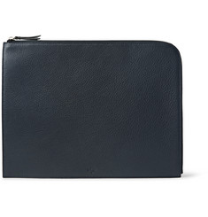 Mulberry Marty Grained-Leather Document Holder