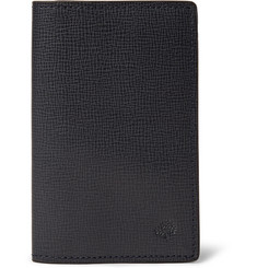 Mulberry - Cross-Grain Leather Cardholder