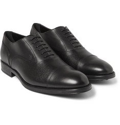 Tod's - Francesina Leather Oxfords