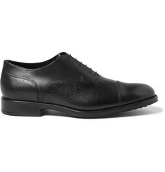 Tod's Francesina Leather Oxfords
