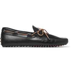 Tod's Gommino Leather Driving Shoes