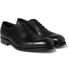 Grenson - Fenchurch Leather Oxford Shoes