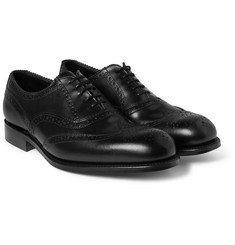 Grenson - Harrow Leather Brogues