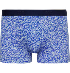 Derek Rose Ditsy Printed Stretch-Cotton Jersey Boxer Briefs