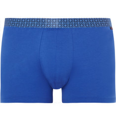 Derek Rose Hipster Stretch-Cotton Boxer Briefs