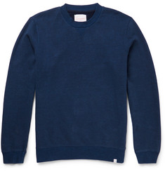 Derek Rose Devon Loopback Cotton-Jersey Sweatshirt