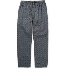 Derek Rose - Nelson Printed Cotton Pyjama Trousers