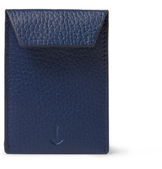 Miansai Envelope Full-Grain Leather Cardholder