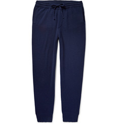 Burberry - Prorsum Slim-Fit Tapered Cashmere Trousers
