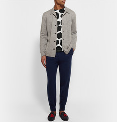 Burberry Prorsum Slim-Fit Tapered Cashmere Trousers