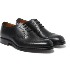 Grenson - Matthew Leather Oxford Brogues