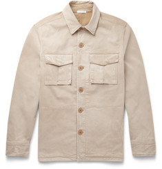 Tomas Maier - Slim-Fit Washed-Cotton Field Jacket