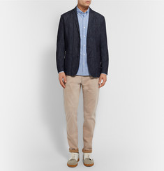 Tomas Maier Slim-Fit Washed-Cotton Chinos