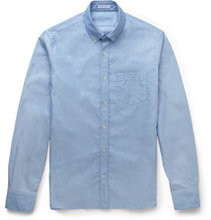 Tomas Maier Slim-Fit Cotton Oxford Shirt