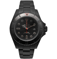 Bamford Watch Department Deepsea Titanium-Coated Watch
