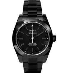 Bamford Watch Department Milgauss Titanium-Coated Watch