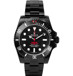 Bamford Watch Department Submariner Titanium-Coated Watch