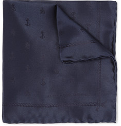 Alexander McQueen - Silk Pocket Square