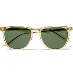 Barton Perreira Tuco Square-Frame Acetate Polarised Sunglasses