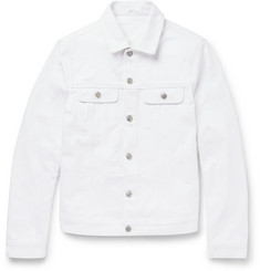 Jil Sander Game Slim-Fit Denim Jacket