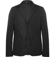 Jil Sander Black Slim-Fit Cotton Blazer