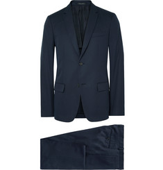 Jil Sander Navy Slim-Fit Cotton Suit