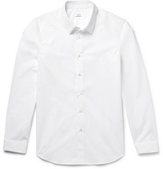 Jil Sander Cotton-Poplin Shirt