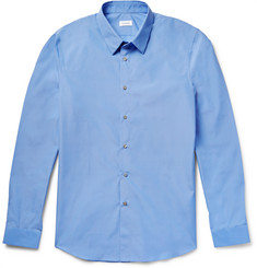 Jil Sander Beata Slim-Fit Cotton-Poplin Shirt