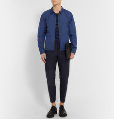 Jil Sander Adriano Tapered Cotton Trousers