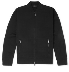 Jil Sander Slim-Fit Knitted Cotton Zip-Up Cardigan