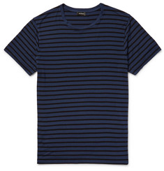 Jil Sander Slim-Fit Striped Cotton-Jersey T-Shirt