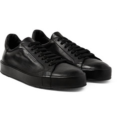 Jil Sander - Leather Sneakers