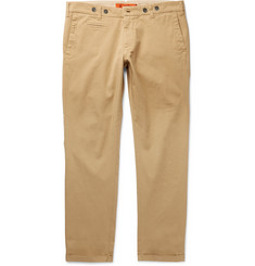 Barena Slim-Fit Stretch-Cotton Chinos