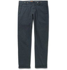 Barena - Slim-Fit Stretch-Cotton Chinos