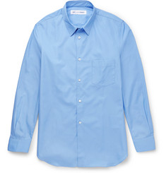 Comme des Garcons SHIRT Slim-Fit Cotton-Poplin Shirt