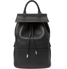 Balenciaga Philos Leather Backpack