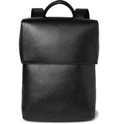 Balenciaga - Phileas Leather Backpack