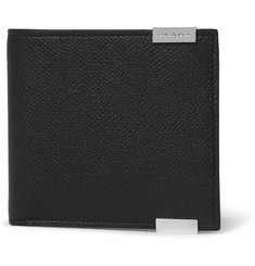 Balenciaga - Phileas Grained-Leather Billfold Wallet
