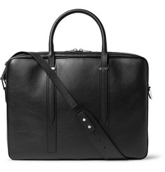Balenciaga Phileas Leather Laptop Bag