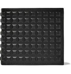 Balenciaga - Studded Leather Billfold Wallet