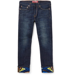 Junya Watanabe + Levi's 510 Customised Denim Jeans