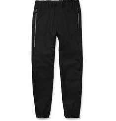 Balenciaga - Tapered Wool and Mohair-Blend Sweatpants