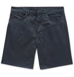 Balenciaga Stretch-Cotton Shorts