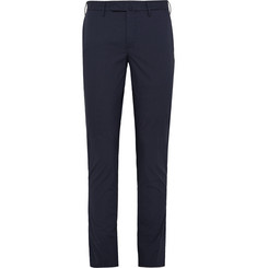 Incotex - Slim-Fit Stretch-Cotton Trousers