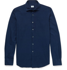 Incotex - Slim-Fit Cotton Shirt