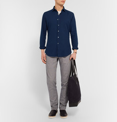 Incotex Slim-Fit Cotton Shirt