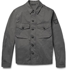 Belstaff - Sampson Cotton-Twill Overshirt