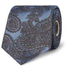 Dries Van Noten - Paisley-Patterned Silk-Jacquard Tie