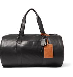 Coach Leather Holdall