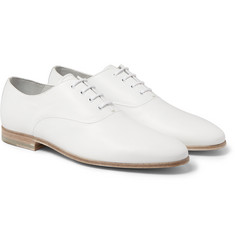 Alexander McQueen - Leather Oxford Shoes